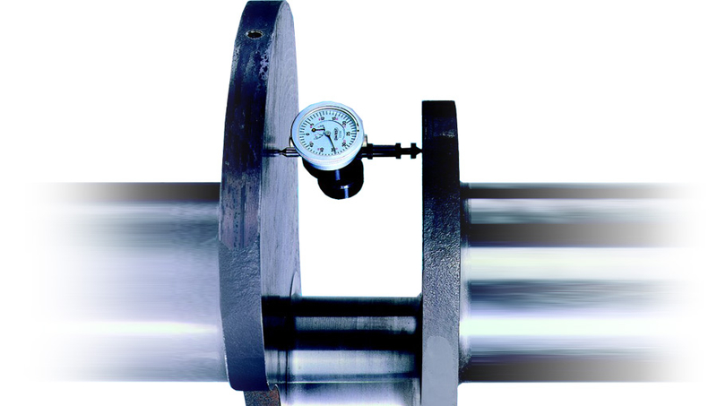 Digital Deflection Meter : Products solutions for checking check crankshafts and