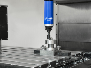 Automatic measurement in CNC Milling machine